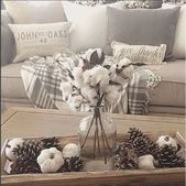 Stunning 62 Fall and Winter Home Decor Ideas decoratioon.com/…
