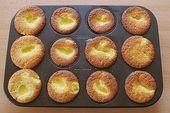 Vanillepudding – Muffins   – Kuchen