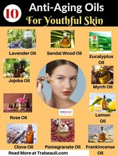 15 Best Anti-Aging Oil For Face, Skin Tightening in 2019 |Trabeauli