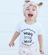 Toddler Graphic Tee Baby Girl shirt Kids Graphic Tee Back To School Boho Shirt B… – Funny Kids Shirts