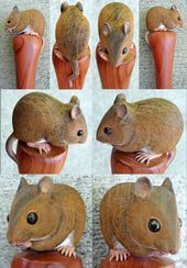 8+ Super Holzschnitzerei Maus Muster Galerie