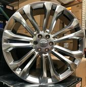 Advertisement Ebay 26 Inch Chevy Silverado Replica Wheels Gmc