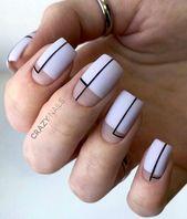 110 Best Natural Short Nails Design-Ideen für den Herbst – Seite 65 von 110 – Fab Nägel   – nail polish