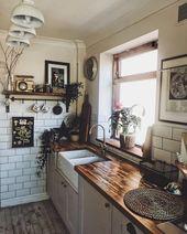 More ideas: DIY Rustic Kitchen Decor Accessories Marble Kitchen Accessories Idea… – kitchen & dining room inspiration