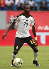 Harrison Afful Of Ghana During The 2017 Africa Cup Of Nations Finals Football Match Between Ghana And Mali At The Port Gentil Sta Football Match Football Ghana