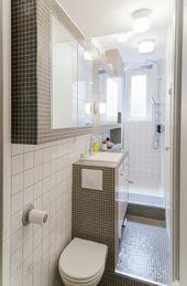 Wie baue ich ein Badezimmer 4m2?