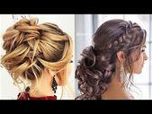 12 Romantische Abschlussball- und Hochzeitsfrisuren 😍 Professionelle Haarideen 2019 - YouTube