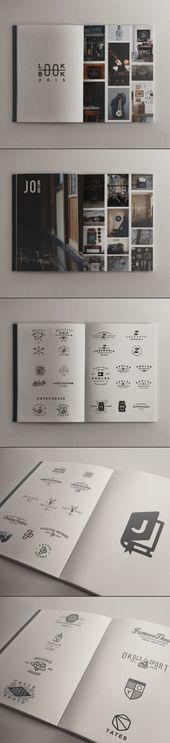 Lookbook 2013 de Jorgen Grotdal en Behance #bookandmagazinedesign #book #and #ma …  – Book And Magazine Design