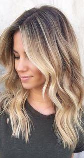 Nouvelles coiffures de mariage longueur moyenne Straight Blondes Ideas