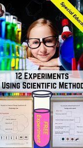 Using the Scientific Method in Special Ed 2