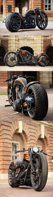 Produktion-R • Custombike & Harley-Davidson Galerie Bobber Harley Davidson, Bob …   – Choppers, Bobbers and Old School