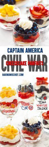 Sind Sie Team Captain America, Team Iron Man oder Team Winter Soldier? Erkläre dich …