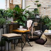 Photo of Small Space Summer Garden Inspiration At Granit – Curate & Display – Nordic Interiors and Lifestyle Blog