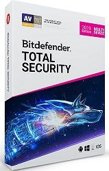 Bitdefender Total Security 2019-3 Year 5 Device Central Account - No CODE