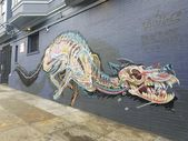 The street art in the Height/Ashbury is amazing!   – art street graffities