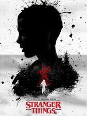 New Poster: Netflix's Stranger Issues