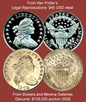 Coin Value Us Fake Silver Dollar Counterfeit 1799 To 1804 Old Coins Coin Worth Coins