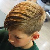 Mannerhaar Haarschnitte Verblassende Haarschnitte Kurz Mittel Lang Summend Seitenteil Frisyrer Pojkfrisyrer Frisyr Barn