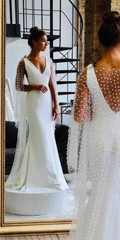 36 Totally Unique Fashion Forward Brautkleider, Mode Forward Hochzei …   – Wedding Dresses