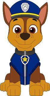 Verfolgungsjagd 3 Patrulha Canina Vetor Gratis Paw Patrol Canina