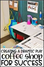 Making a Dramatic Play Espresso Store within the Particular Training Classroom – You Aut-A Know