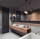 Was denkst du über dieses Badezimmer? 😎😍 Folgen Sie @houseaddictive ⚠Möchten Sie Ihr Instagram-Konto schnell aufbauen und daraus ein Einkommen erzielen?… – Maren Johansen