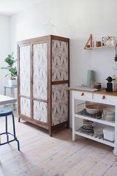 ¡30 muebles de madera viejos totalmente renovados!