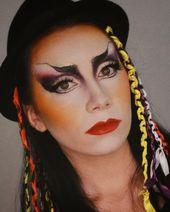 Das wars Das habe ich bei der Abschlussprüfung zu @dimakeupstudio make-up gemacht …   – makeup
