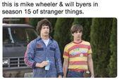 "Buchstäblich nur 65 lustige Memes über ""Fremde Dinge"" Staffel 3 – Funny Blog -…"