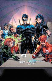 Unique DC Preview: Titans #1
