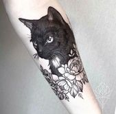 35 Best cat tattoo designs for men and women