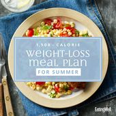 Weight-Loss Meal Plan for Summer: 1,500 Calories -…