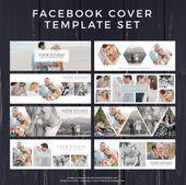 Modèle Facebook, Marketing de la photographie, Modèle de couverture Facebook, Photo de couverture Facebook, Bannière Facebook, Modèle Photoshop, PSD   – Photography 101