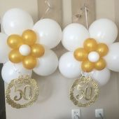 Bloemen 50 jaar – #125getrouwd #20jaargetrouwd #50jaargetrouwd #bloemen #Goudenb