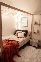 Ein Boho-Raum für meine Nichte