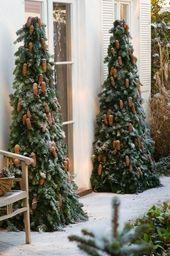 Christmas tree – day  – Weihnachten