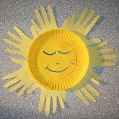 Sunshine Crafts for Kids to Brighten Up Summer