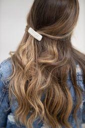Uptown Girls Haarspange - Perle