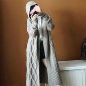 Winter Korean Coat Sweater Cardigan – Swetry
