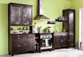Kitchen Cabinet I-Shape (DK.22048)