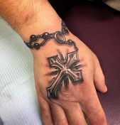 Top 30+ Cross Tattoos Designs 2018 Ideas – Goostyles.com   – Tattoo