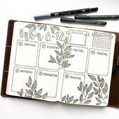 Machst du überhaupt ein Thema? 13 Inspirational Bullet Journal …