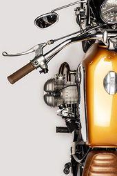 "DURCHDREHEN. Tattoo Customs ""Bane"" 73 BMW R75 Roadster   – Motorcycle details | Motorcycle custom build details | Cafe racer details | Scrambler details"