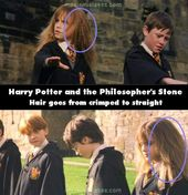 Hermione's hair – Top 15 biggest Harry Potter …