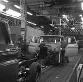 Image Result For Vintage Chevrolet Assembly Line Photos Gmc