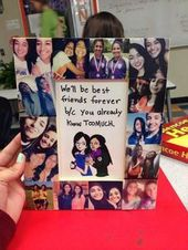 creative birthday presents for best friend – Google Search