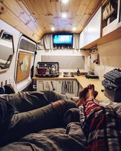"🏕Vanlife | Wanderlust | Camper on Instagram: """"pursuing our dreams for a life on the road"" 🚐 Mercedes Sprinter 📷 by @we_who_roam"""