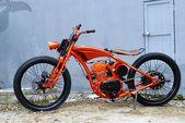 honda bobbers von yogyakarta dariztdesign   – Cafe racers, scramblers, trackers and custom motorcycles