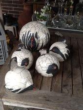Huhn mit Küken – Keramik – # Huhn # Küken #mit # Keramik – Keramikschale   – Keramische Kunst