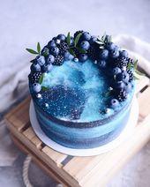 Obstkuchen – frisches Obst mit Sahne macht den Obstkuchen köstlich und schön …. – Beste Essen Recipes